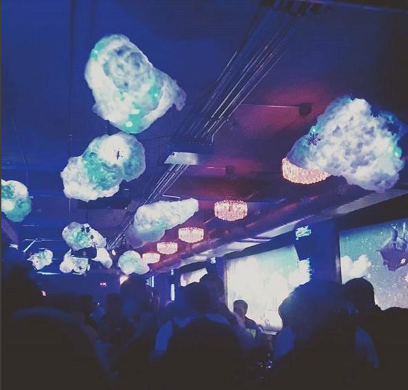Light Up Clouds