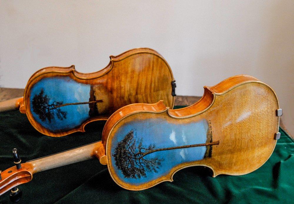 TSUNAMI Violins (violin, viola)