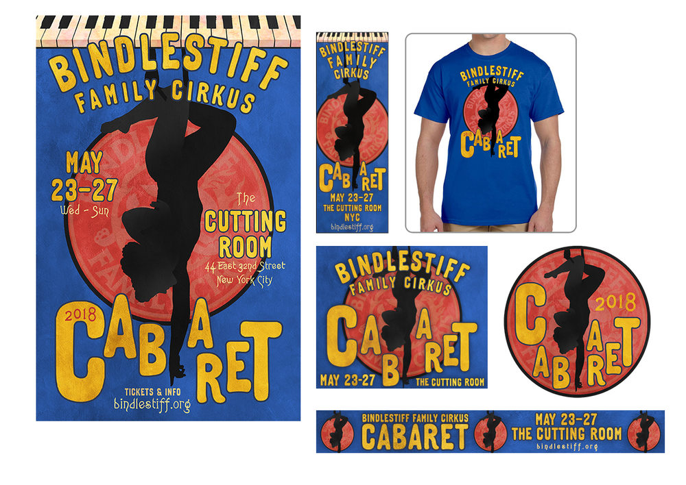 Bindlestiff Family Cirkus Cabaret (2018)