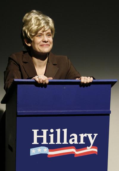 """Hillary"""
