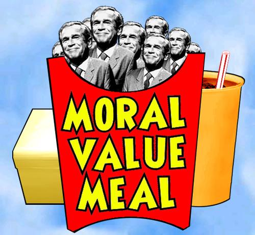 Moral Value Meal (2006)