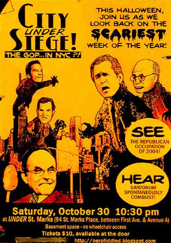 City Under Siege (2004)