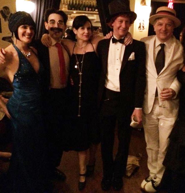 A Night at Wit's End: Melody Jane, Noah Diamond, Amanda Sisk, Seth Shelden, and Trav S.D.