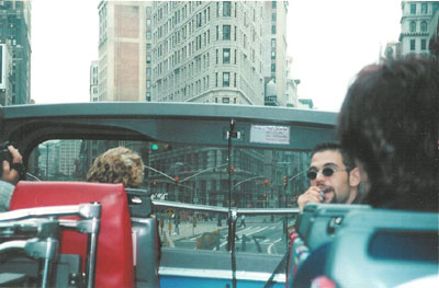 Gray Line New York Tours, 2001
