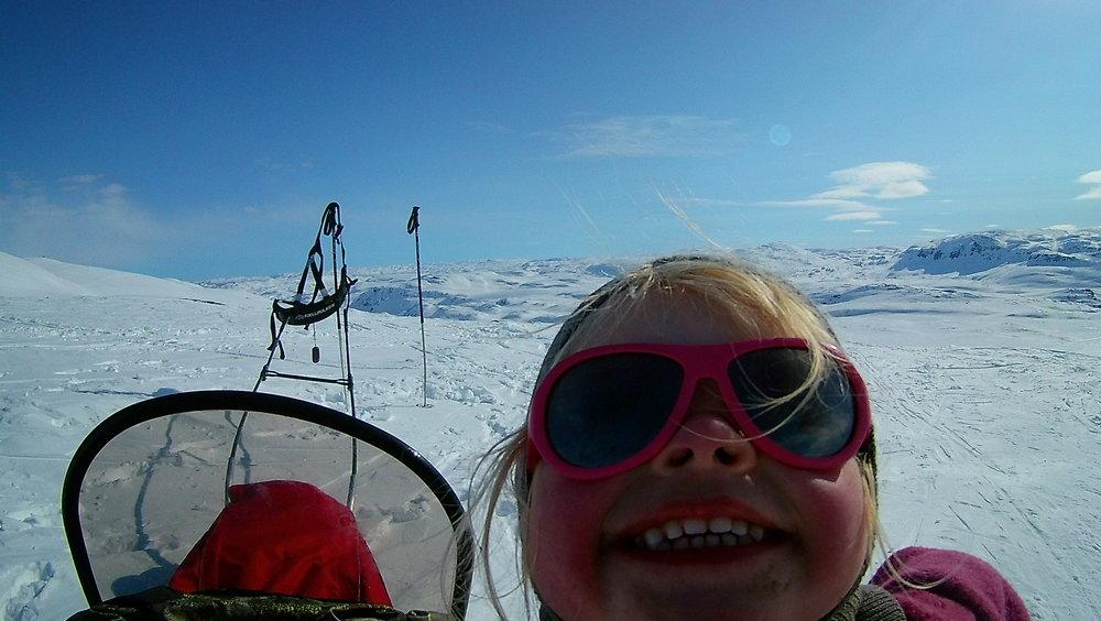 Nordryggen i barnepulk 2018