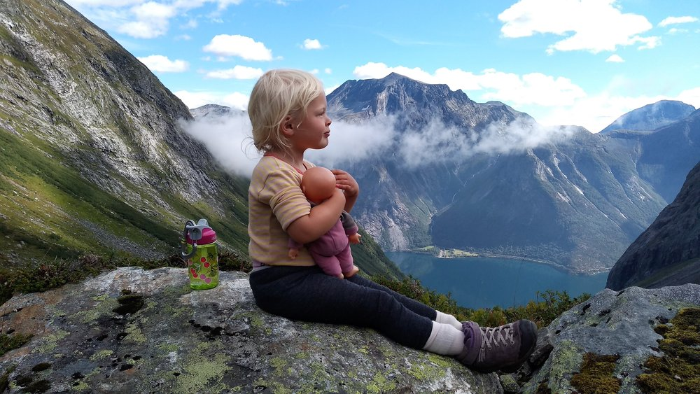Romsdalsfjella 2018