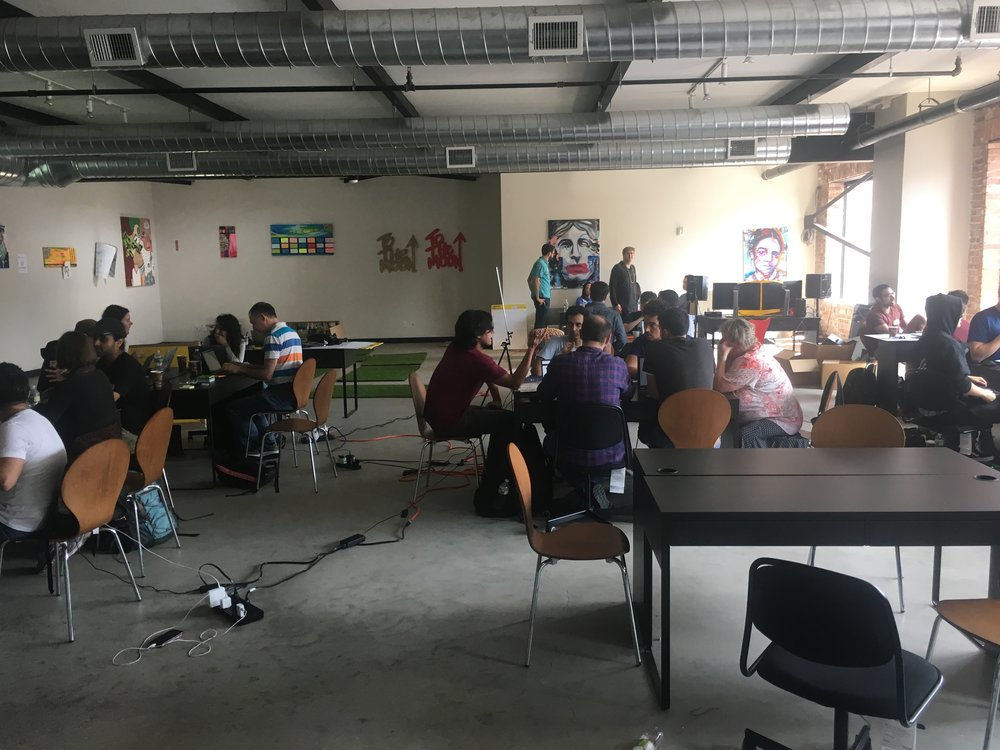 Linnia Hackathon - August 2018