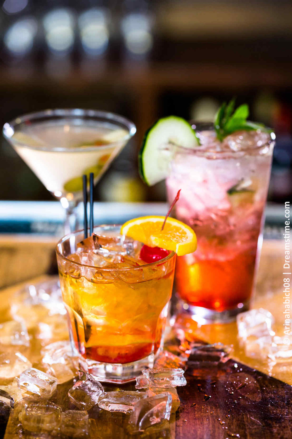 Pick up the Guidebookat your nearest distillery - And then have one of their specialty cocktails!