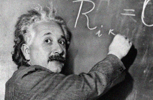 Albert Einstein - Einstein attributed his greatest achievements to his excellent visual imagination, developed thanks to his dyslexia.