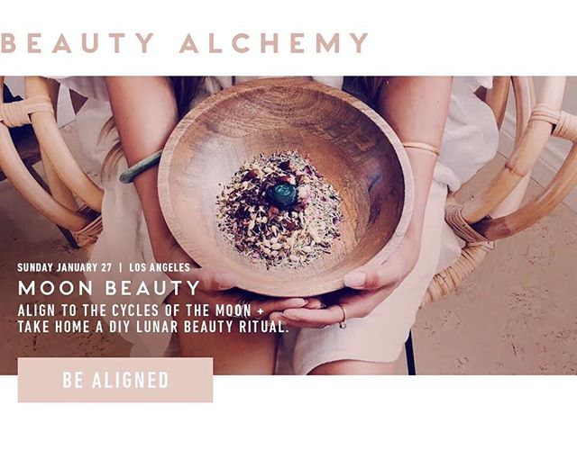 Join me this Sunday evening from 6:30 to 8pm at @_ay.am_ in Playa Del Rey for an evening full of beauty, moon rituals, and self care! Tag a friend who you would like to attend with for a chance for both of you to come as our guests. Both of you must be following @canyonandthemoon & @_ay.am_ in order to win. Extra entries for sharing this post to your stories! 💫Winners will be chosen at random 7pm on Saturday evening ✨ Link to purchase tickets and for more info- in the bio.