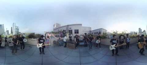 VR/360 Video — Sean Dellorco