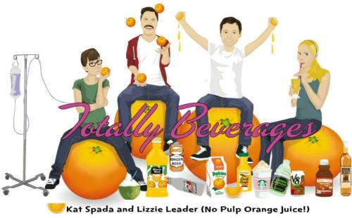 "Totally Beverages and Sometimes Hot Sauce: ""Kat Spada and Lizzie Leader"""