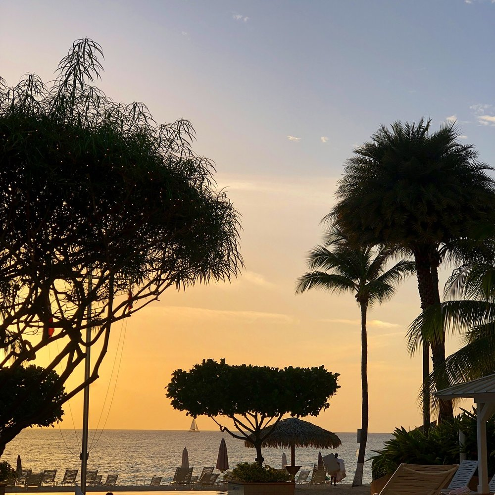 Grand cayman honeymoon