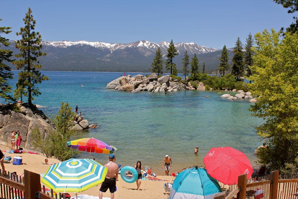 LAKE TAHOE -