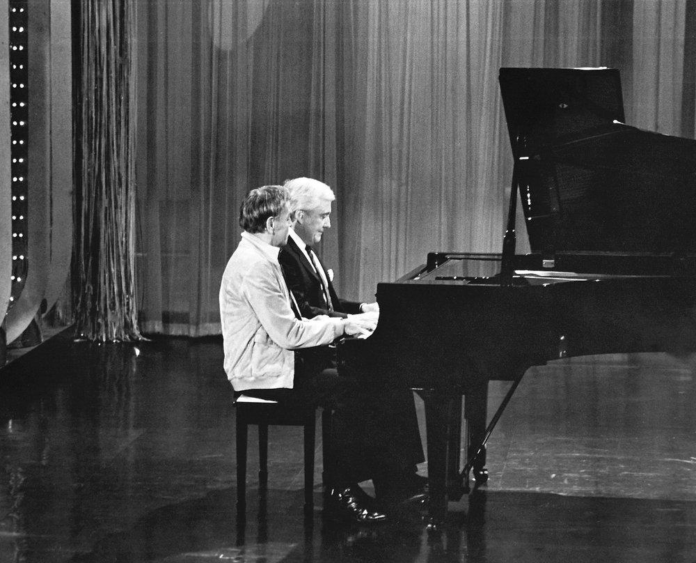 Merv Griffin Show duet