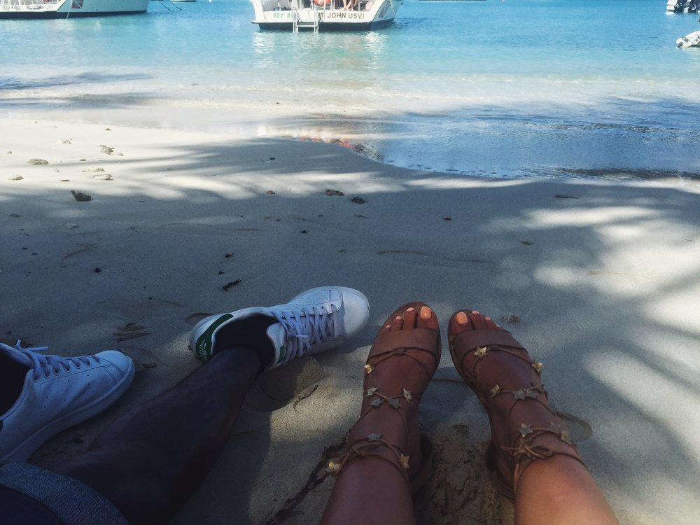 our style adventure st.john