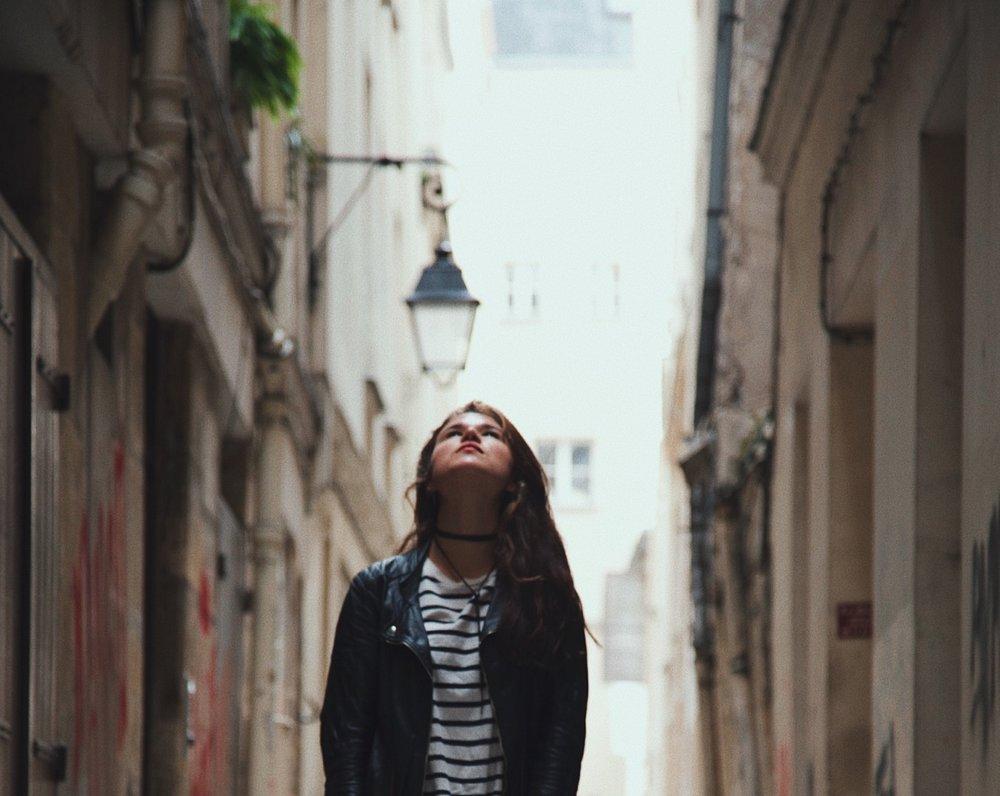 Nikki Hirst our style adventure Paris