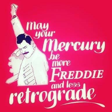 #mercuryretrograde got me like 🤟🏼🥳
