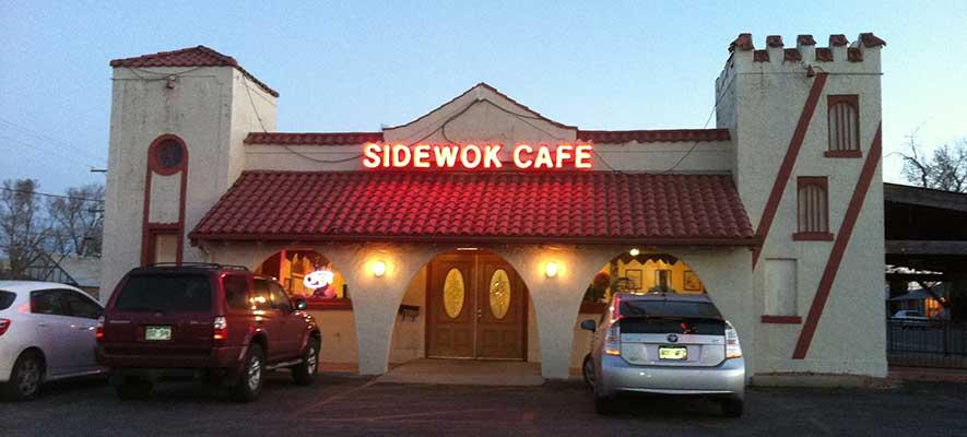 Sidewok Cafe