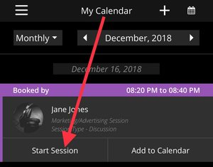 MeetHook – My Calendar Start Session