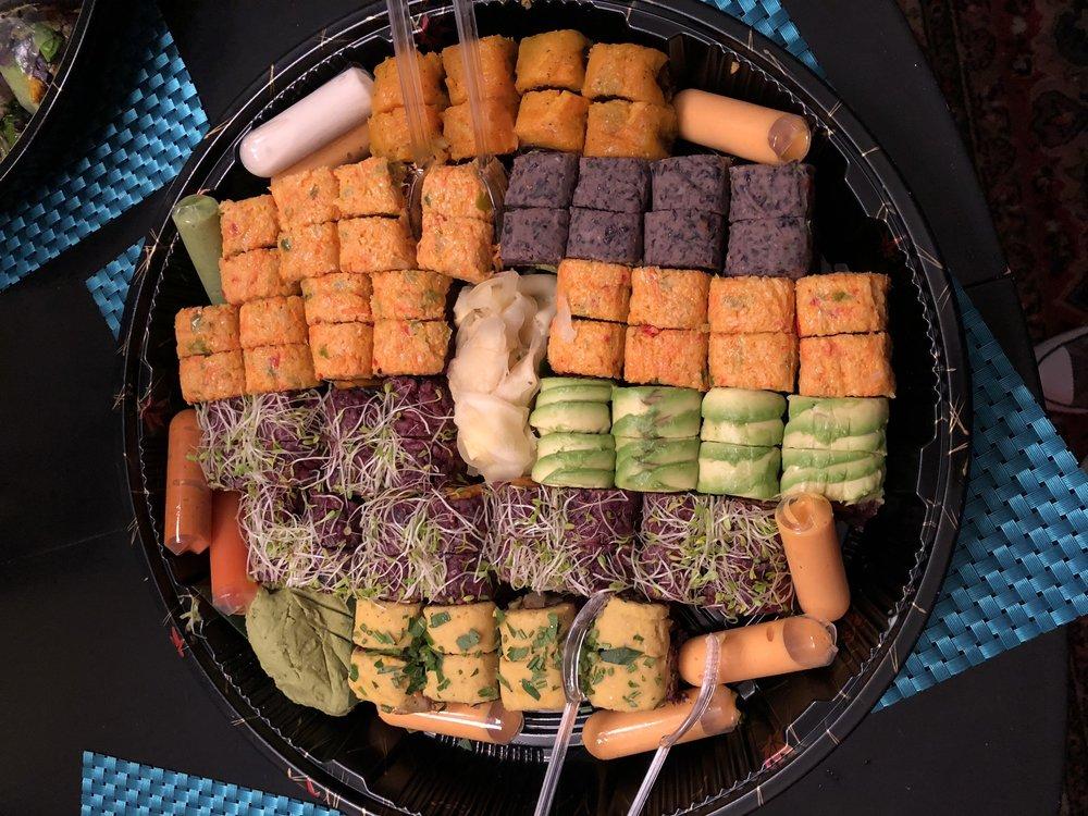 Beyond Sushi platter