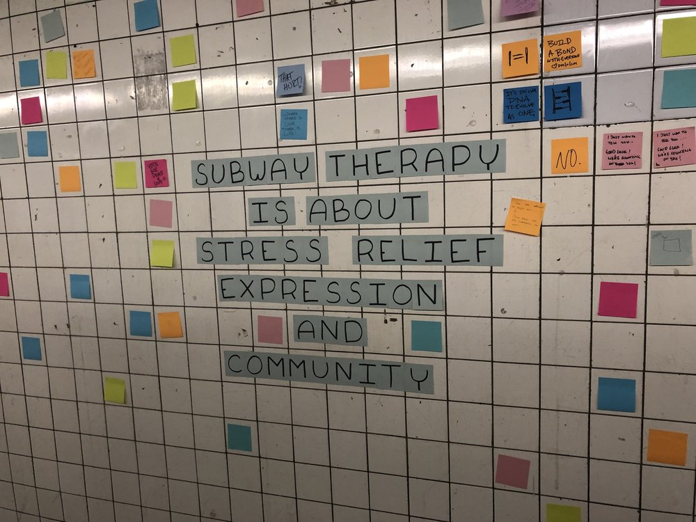 Adventures in the Subway...