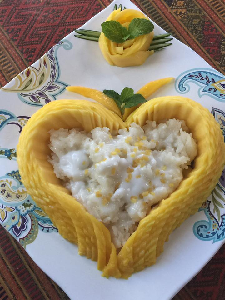 Sticky Rice & Double Mango