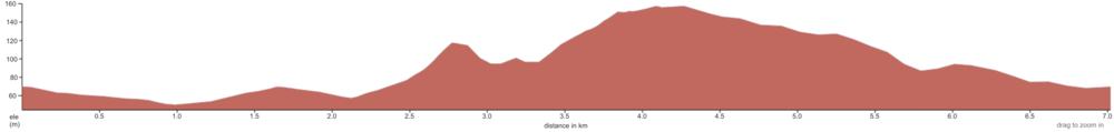 Dungog Trail 7km
