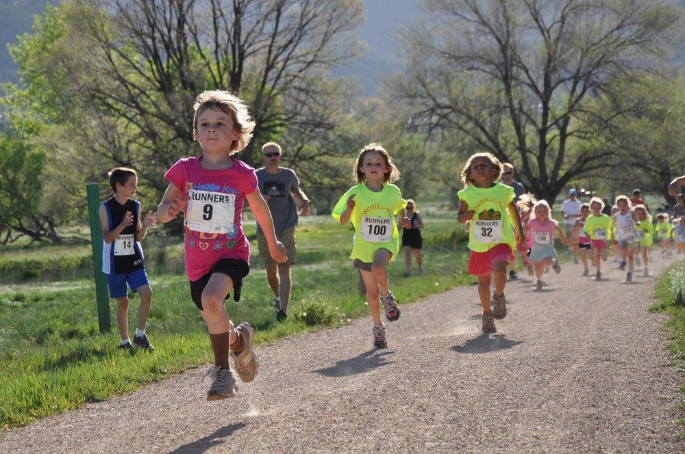 Dungog Ultra Trail Kids Run Free
