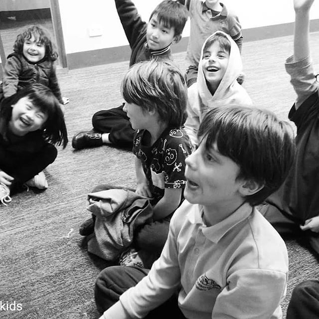 Regram from Arts West Creative Member @wit.kids -  So much FUN to be back in drama for term 3!  Have you got tickets to our super fun @funtopiamaribyrnong FUNdraiser yet?  #fundraising #braybookcommunityhub #witkids #childrensdrama #dramaclass - #ArtsWestMelb