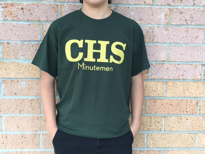 Minutemen t-shirt - $10.00