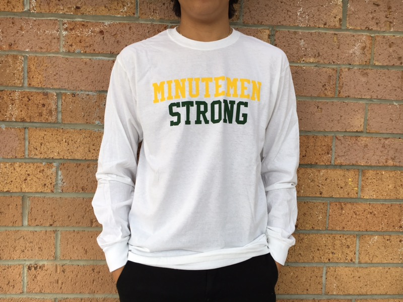 Strong long-sleeve - $12.00