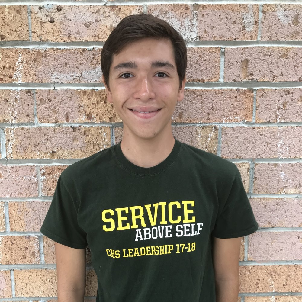 ASB Treasurer - Robert Santa Maria