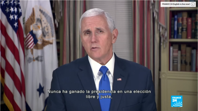 기업 언론은 트럼프 행정부의 베네수엘라에 대한 주장을 사실 확인할 기회를 놓쳤다 .