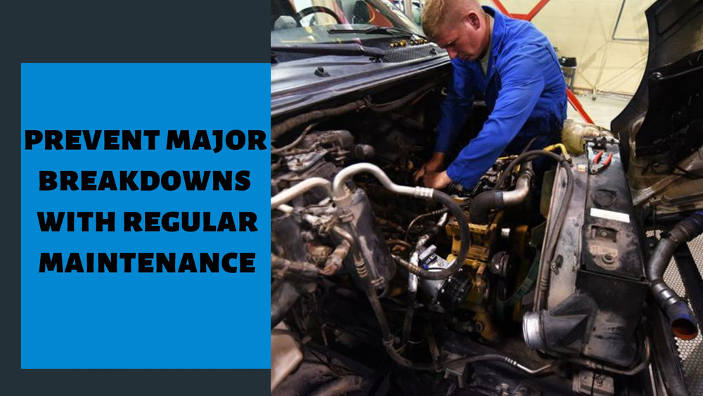 Preventive maintenance is also an attitude, a commitment