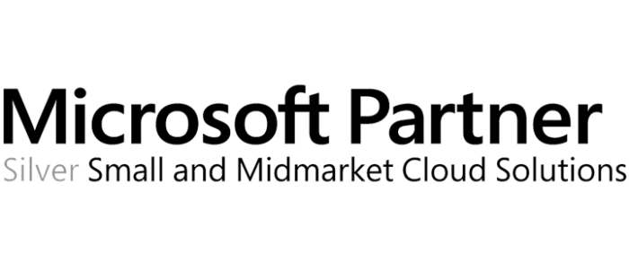 We have been awared Microsoft Silver Small and Midmarket Cloud Solutions Competency. This places us among the top 5% of Microsoft partners worldwide.