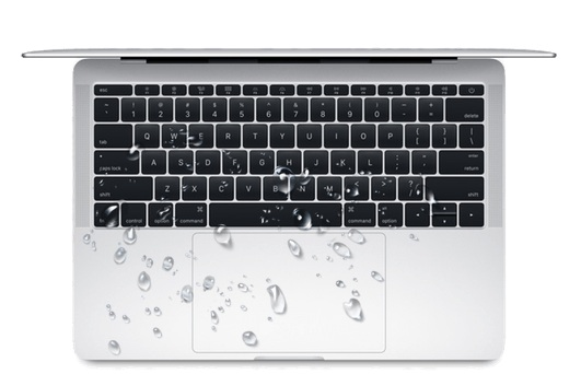 apple mac water damage repair dublin