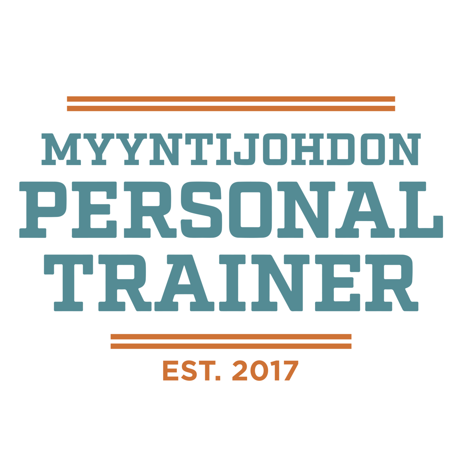 MYYNTIJOHDON PERSONAL TRAINER