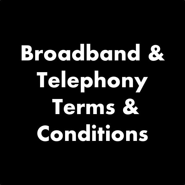 Broadband Terms