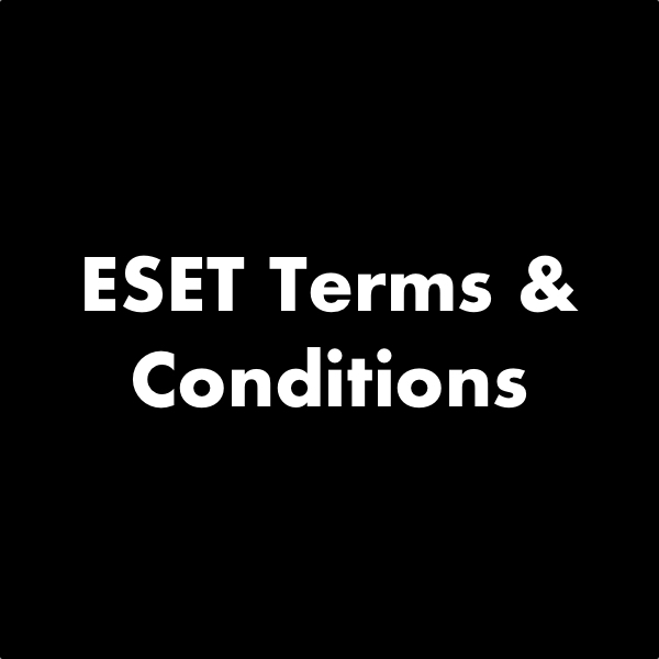 ESET Terms