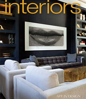 Art in Design Interiors Magazine