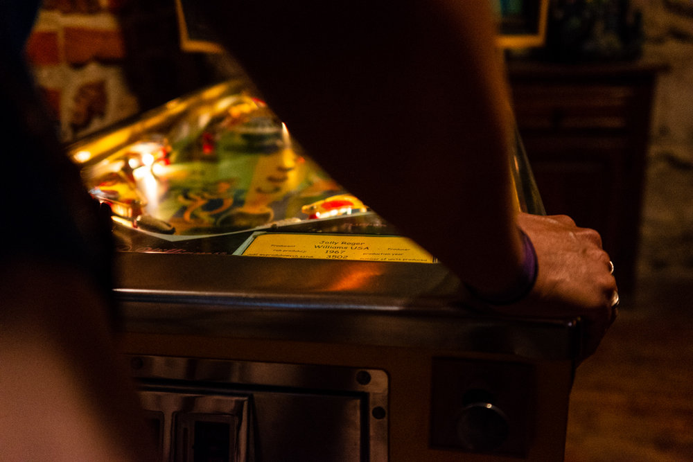 Pinball wizardry casts spell over Krakow