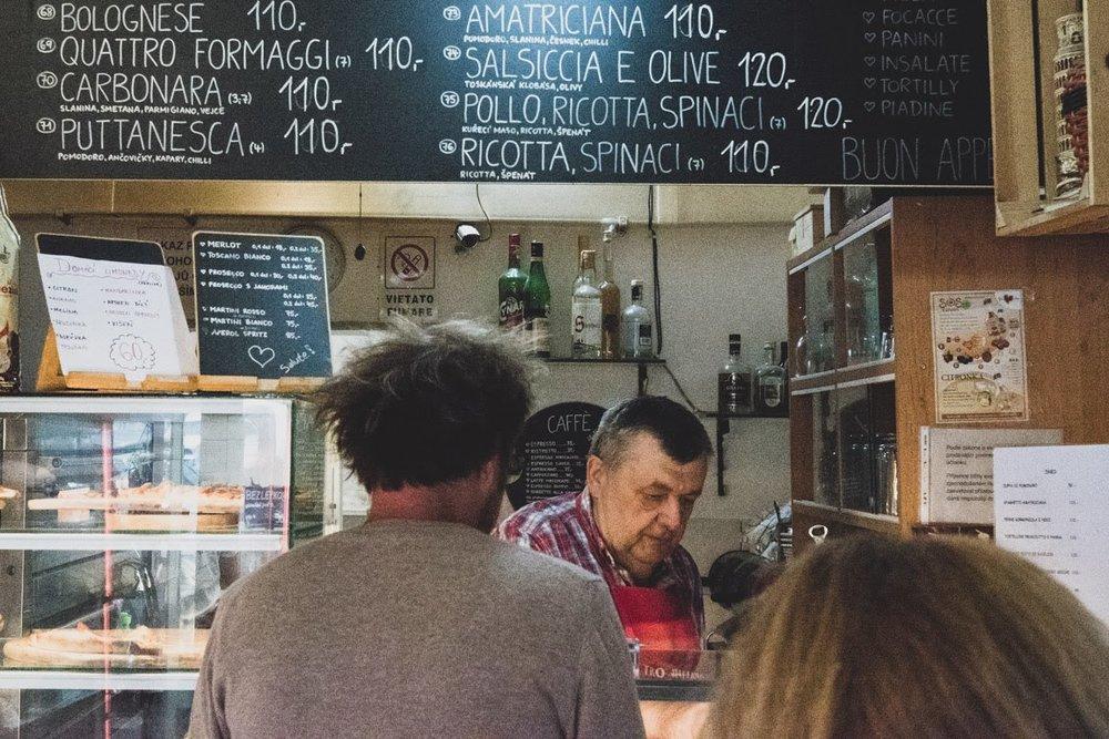 La Speranza - the best pizza in town