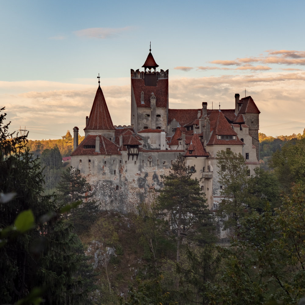 Contrary to popular mythology, Bran castle was not the inspiration for Stoker's novel.