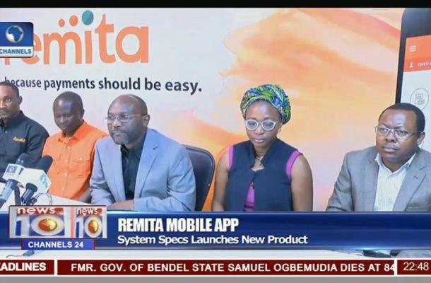Remita launch in Ghana Photo credit : GhanaGaurdian