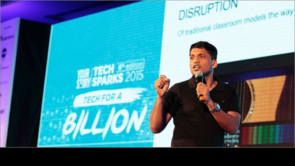 BYJU'S founder Byju Raneendran. Source: DNA India