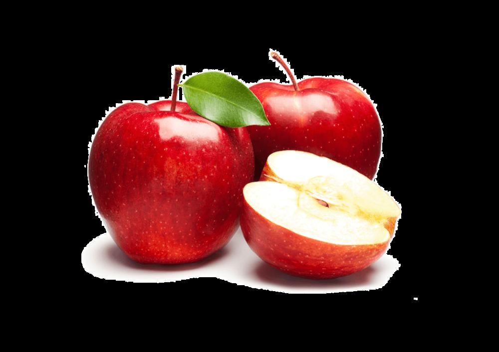 Äpfel im Schauziis Hundeglacé