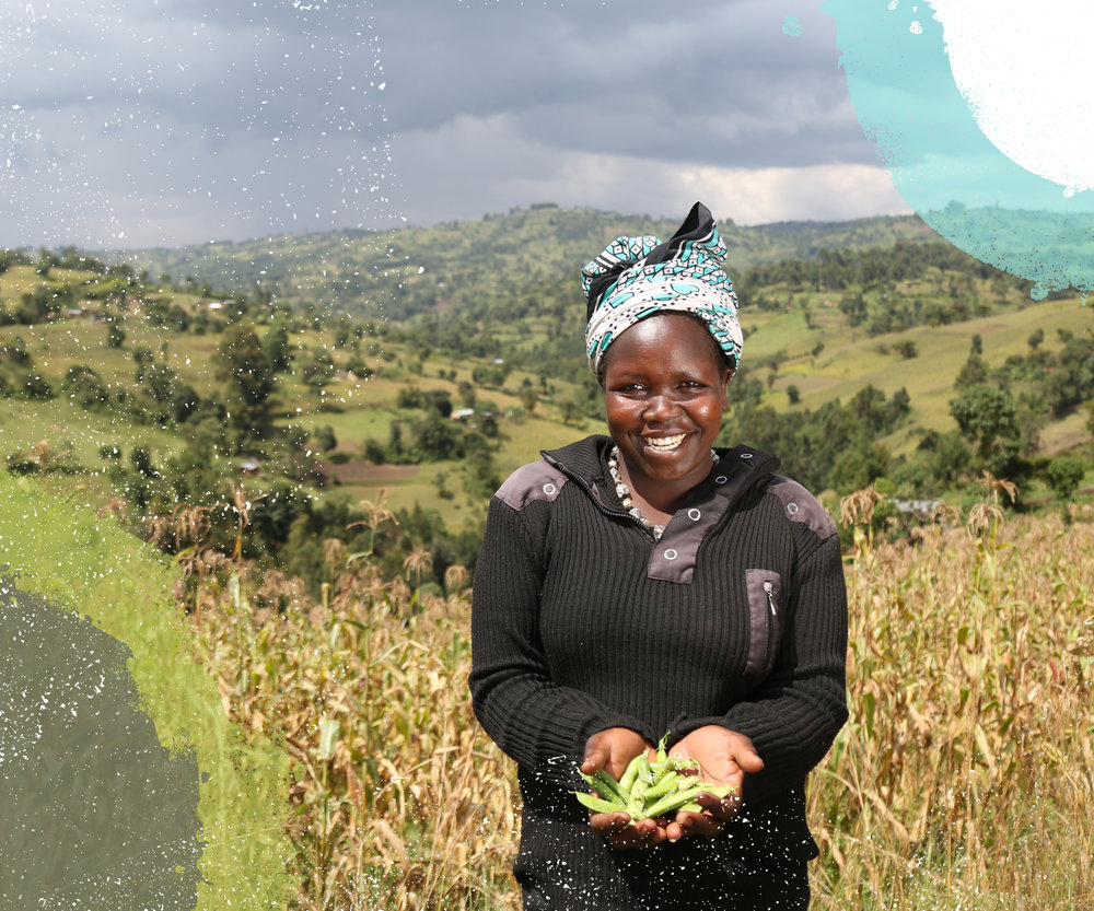 Growing Futures - Helping young Kenyan farmers develop the agricultural, financial and trading skills necessary to build profitable farming enterprises.Find out more