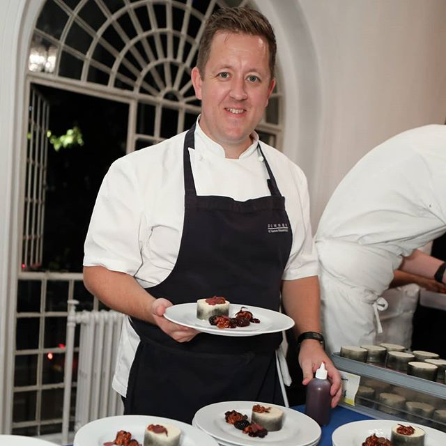 Chef Director of @dinnerbyhb @ashleypalmerwatts has announced the restaurant's participation in @Farm_Africa's #DineForGood campaign, which is being re-launched this spring. By adding an optional donation of £1 per cover to their bill, diners will help small-scale farmers in eastern Africa grow more, sell more and sell for more.