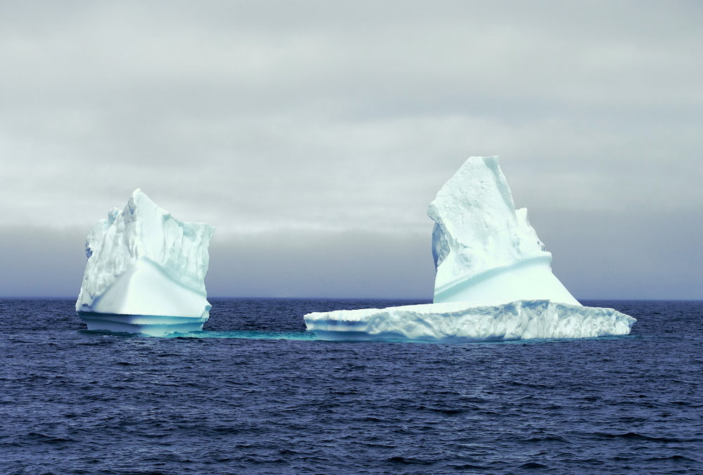 An iceberg near Upernavik (ph J Cook)